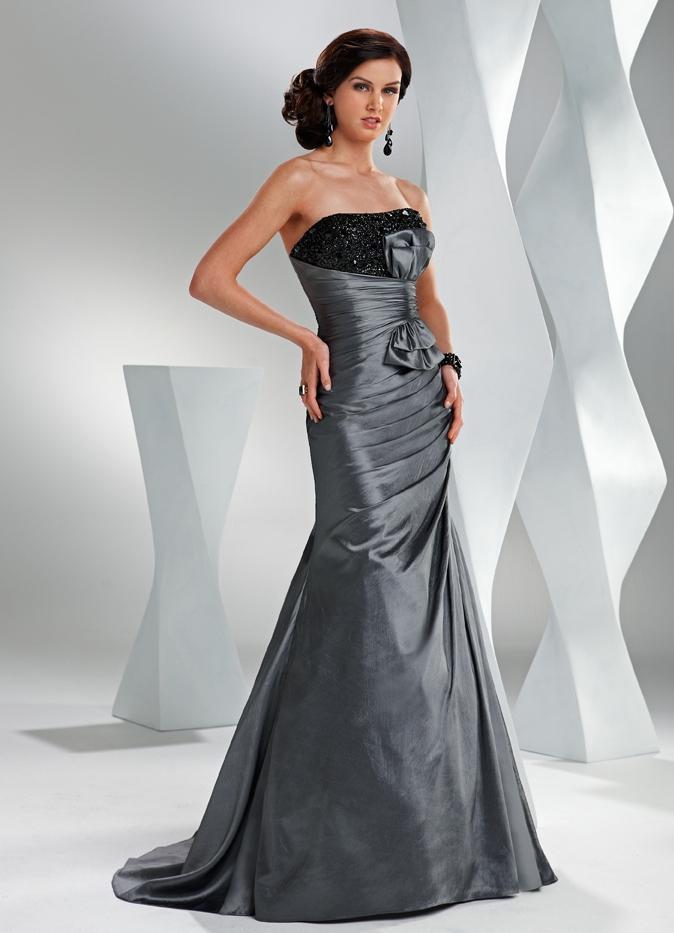 Spoločenské šaty - Flirt P1528 - Obrázok č. 1