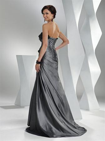 Spoločenské šaty - Flirt P1528 - Obrázok č. 2