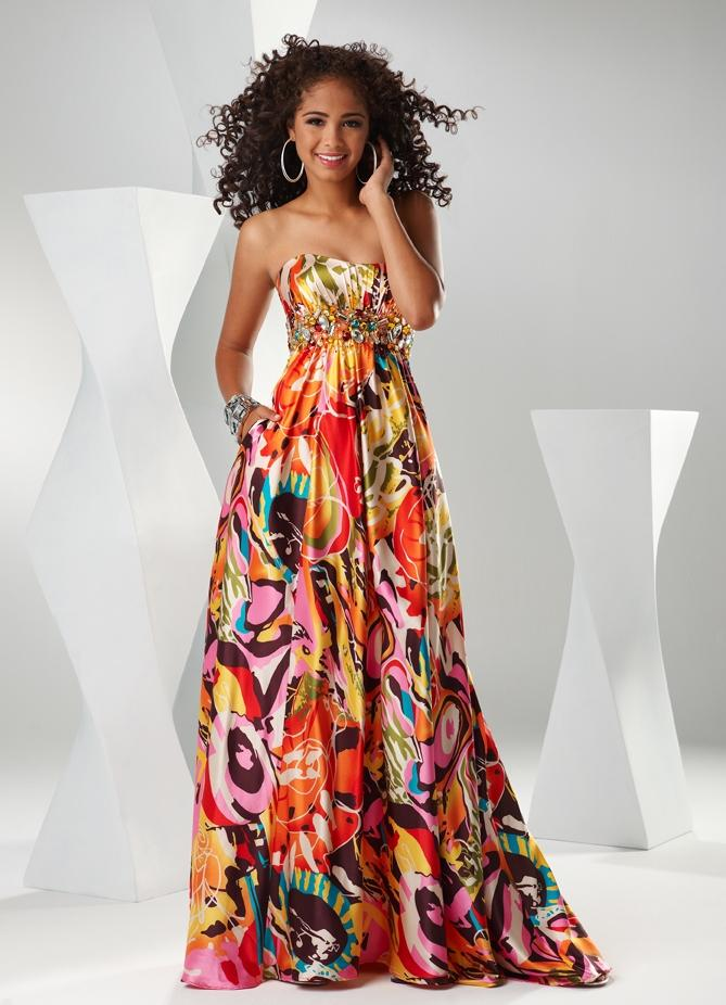 Spoločenské šaty - Flirt P1540 - Obrázok č. 1