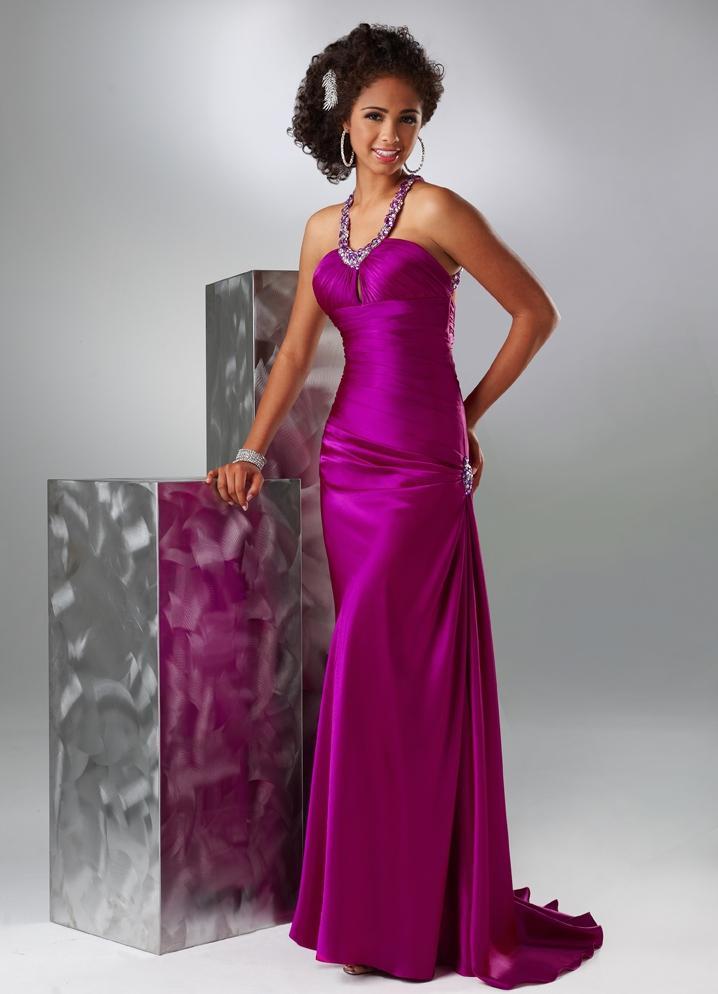 Spoločenské šaty - Flirt P4562 - Obrázok č. 1