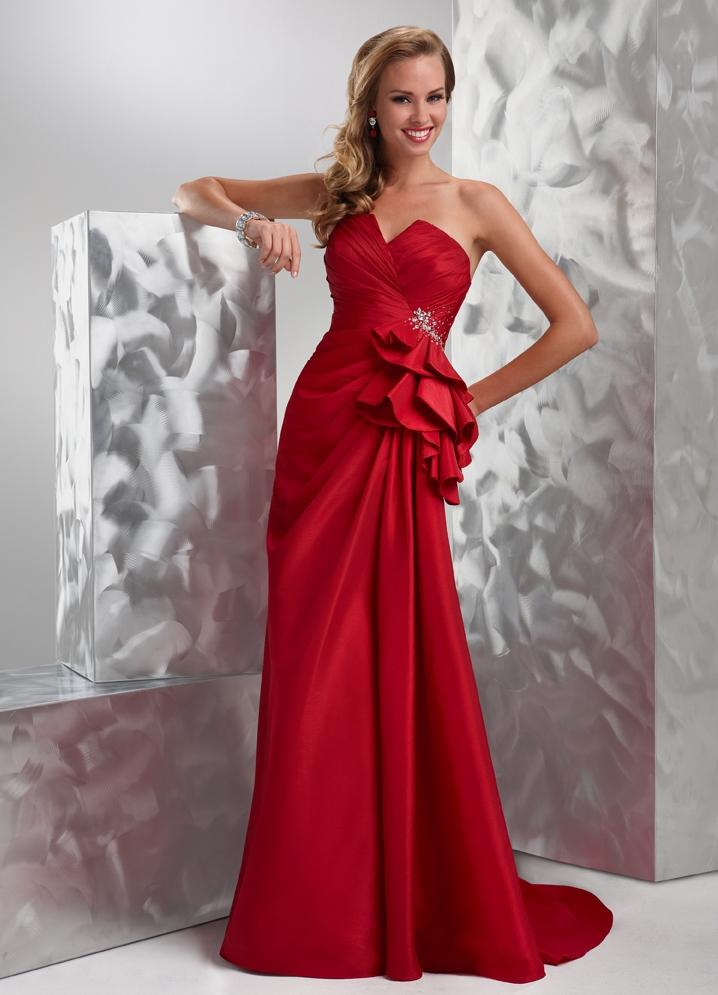 Spoločenské šaty - Flirt P5521 - Obrázok č. 1