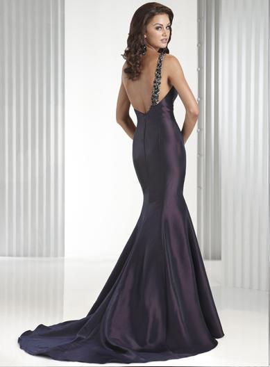Spoločenské šaty - Flirt P1411 - Obrázok č. 2
