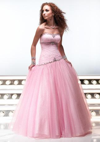 Spoločenské šaty - Allysa (6385) - Obrázok č. 1