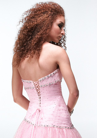 Spoločenské šaty - Allysa (6385) - Obrázok č. 2