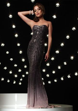Spoločenské šaty - Athena Royale (8882) - Obrázok č. 1