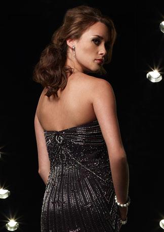 Spoločenské šaty - Athena Royale (8882) - Obrázok č. 2