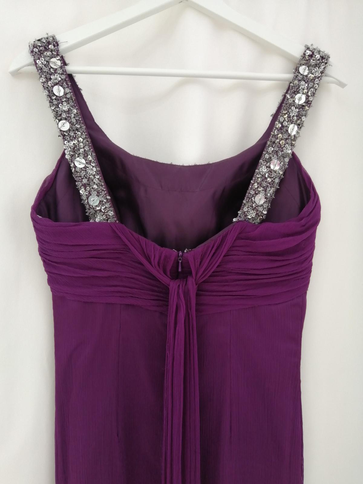 Spoločenské šaty - MIMOSA - Obrázok č. 2