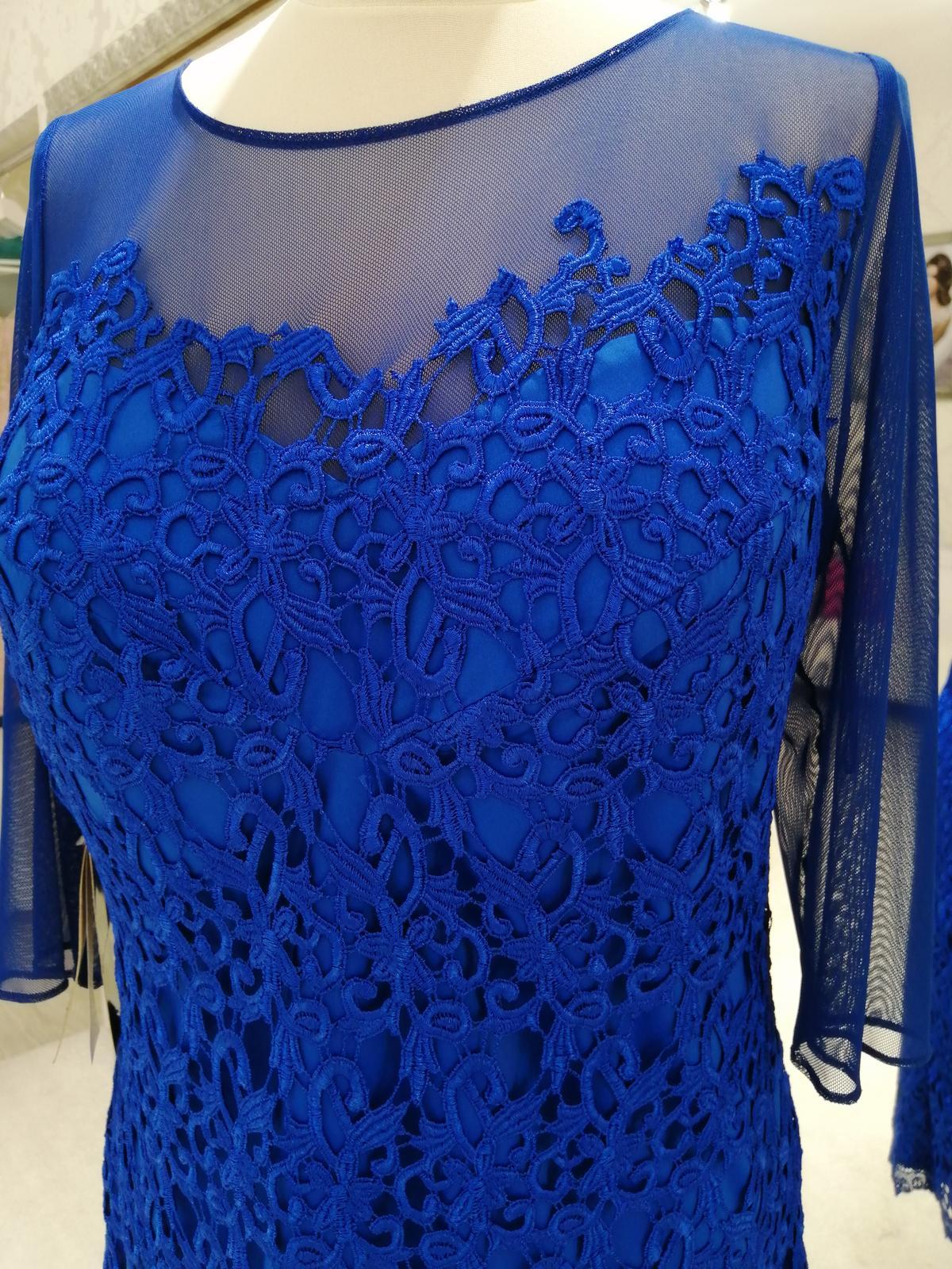 Krátke spoločenské šaty - Veniti - Obrázok č. 2