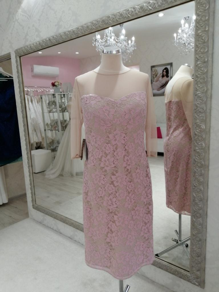 Krátke spoločenské šaty - Veniti - Obrázok č. 1