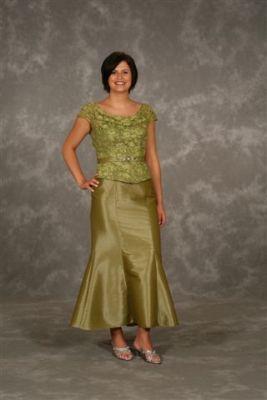 Dvojdielne šaty pre moletky - Elizabeth - Obrázok č. 2