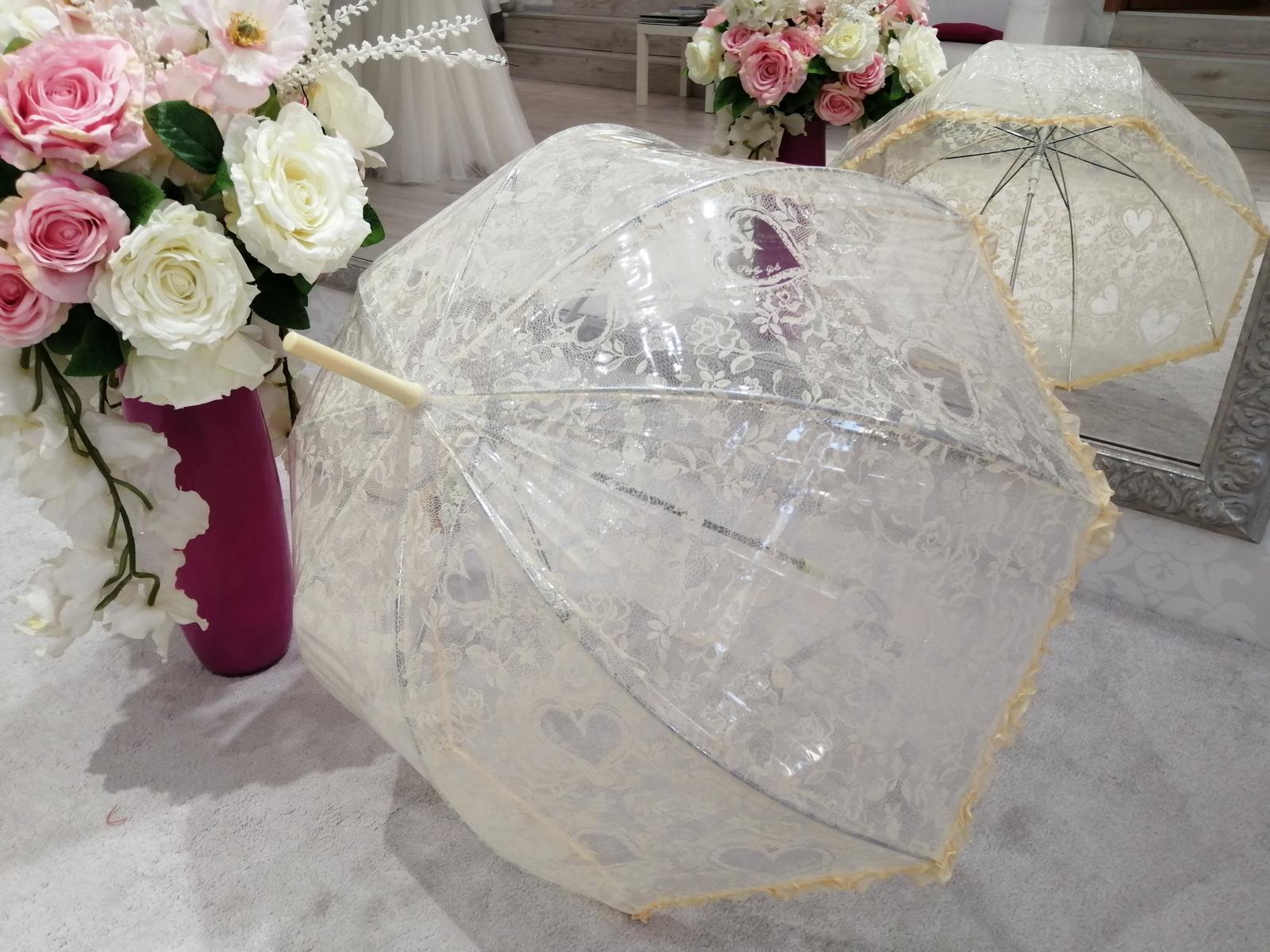 Dáždnik v tvare hríbik - Obrázok č. 1