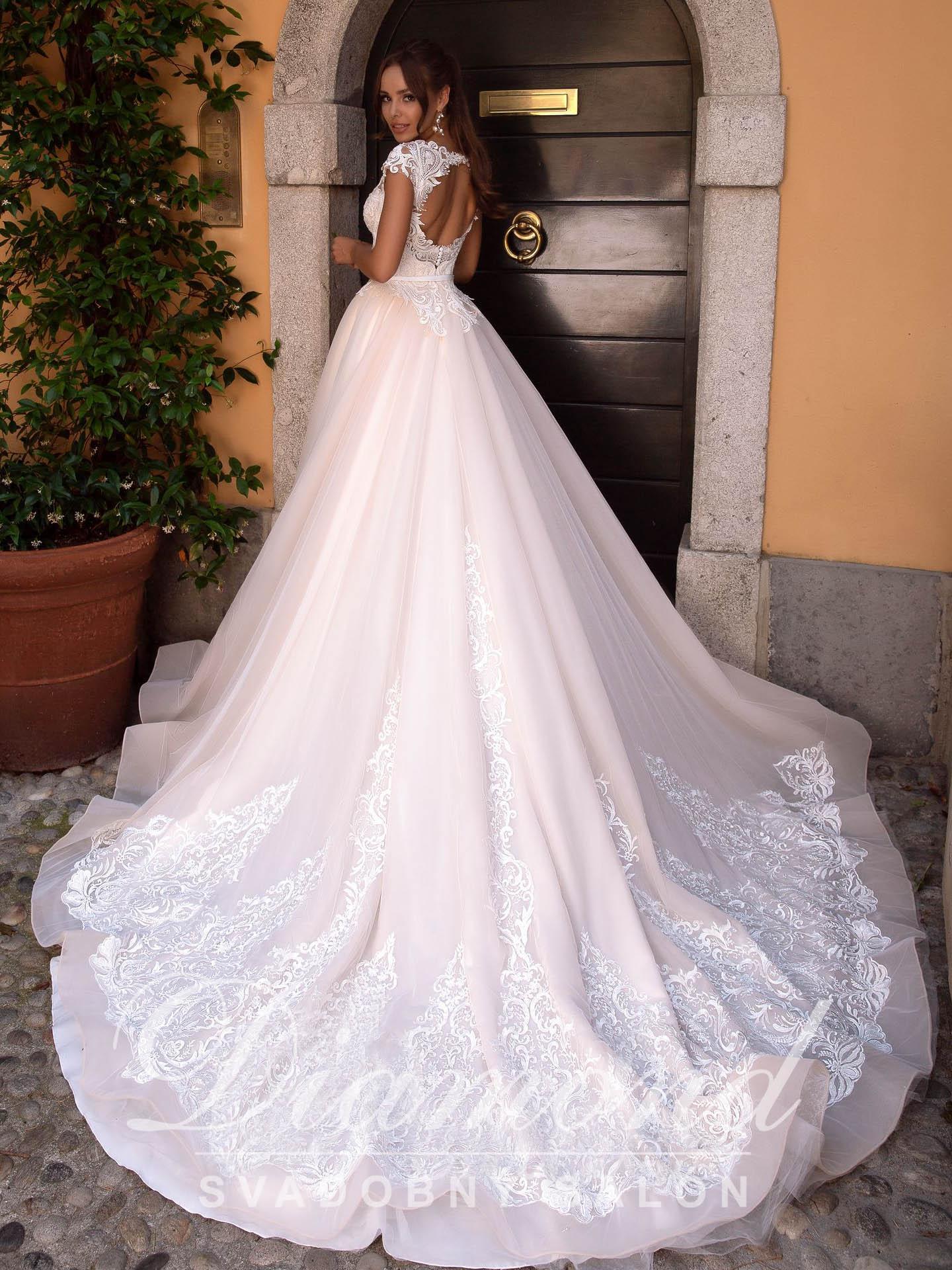 Nové svadobné šaty ♥Penrose♥ v Nitre - Obrázok č. 3