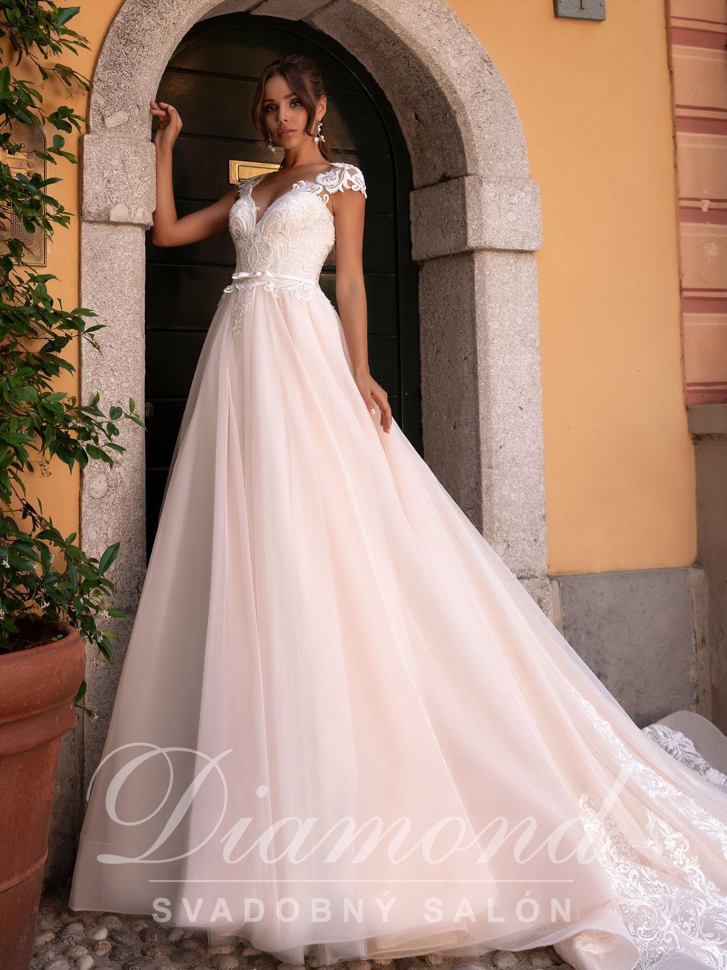 Nové svadobné šaty ♥Penrose♥ v Nitre - Obrázok č. 1