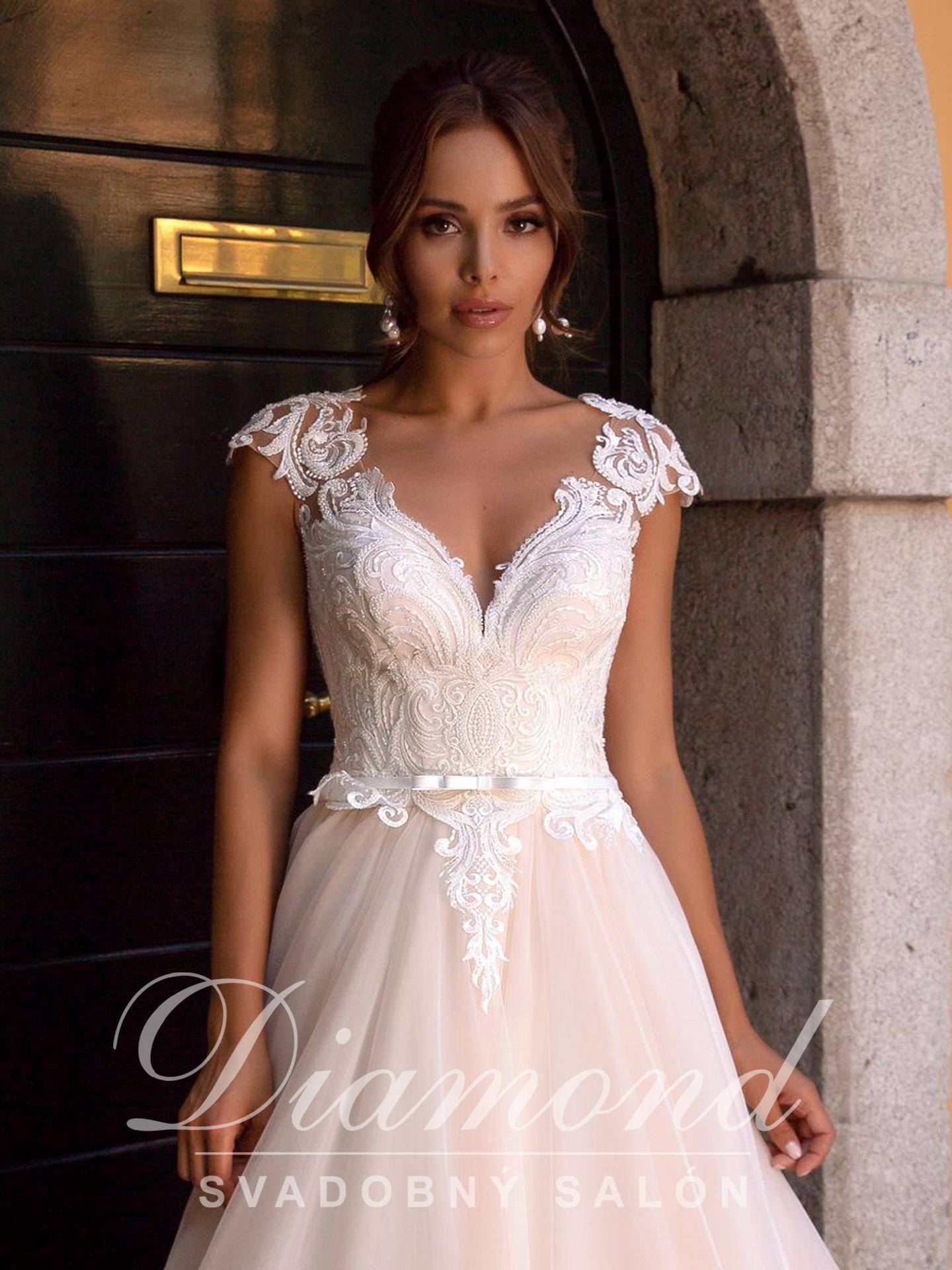 Nové svadobné šaty ♥Penrose♥ v Nitre - Obrázok č. 2