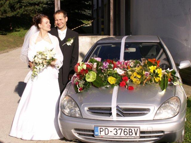 Stanka Lacková{{_AND_}}Majko Obžera - svadobný dar, ktorý nám vyrazil dych