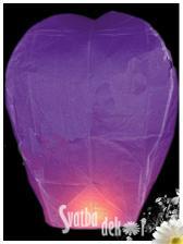 lampión, který nám vynese naše přání až do nebíčka