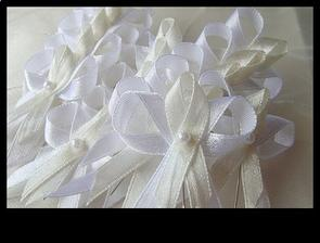 mašličky pro svatebčany