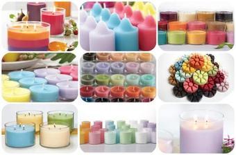 Sviecky roznych tvarov, vosky do aromalamp, ktore vonaju a vydrzia dlhsie ako klasicke oleje (az 80 hodin)
