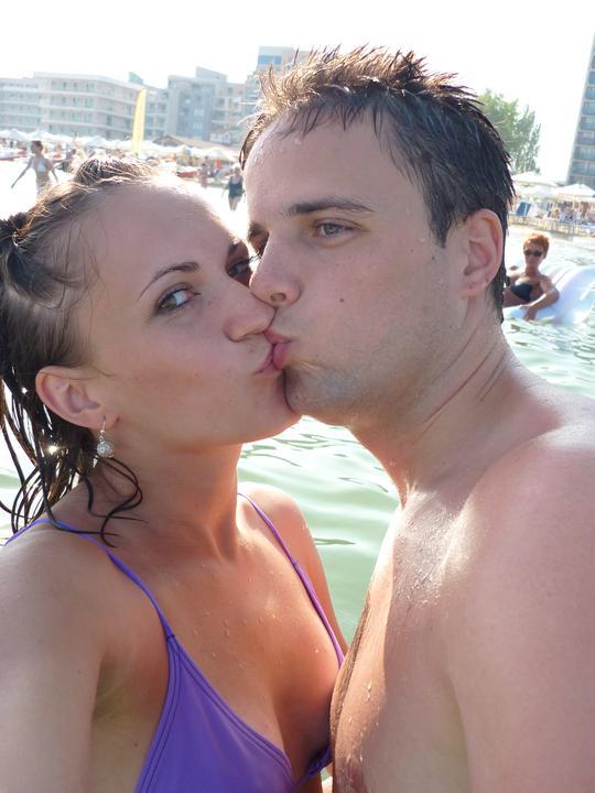 Svadba 6.8.2011 - Na dovolenke