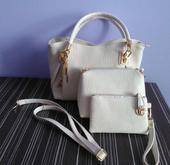 Sada tří tašek (kabelka, crossbody, peněženka), XL