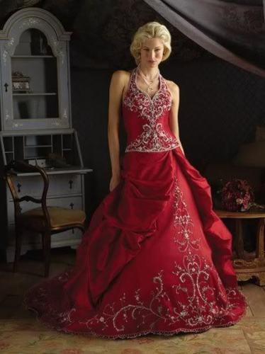 Krááásne červeno-biele šaty - Obrázok č. 27