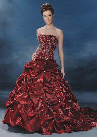 Krááásne červeno-biele šaty - Obrázok č. 39