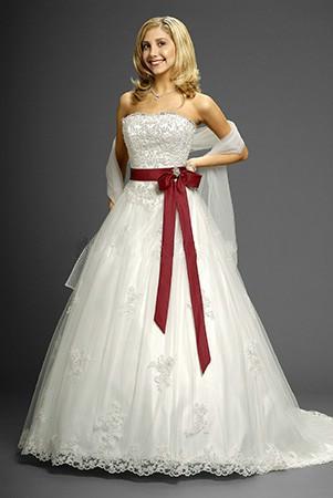 Krááásne červeno-biele šaty - Obrázok č. 40