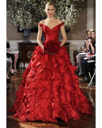 Krááásne červeno-biele šaty - Obrázok č. 56