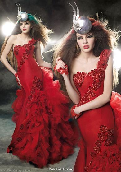 Krááásne červeno-biele šaty - Obrázok č. 60
