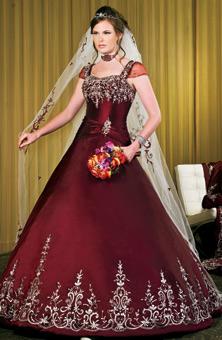 Krááásne červeno-biele šaty - Obrázok č. 61