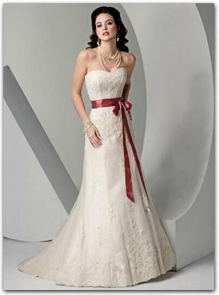 Krááásne červeno-biele šaty - Obrázok č. 87