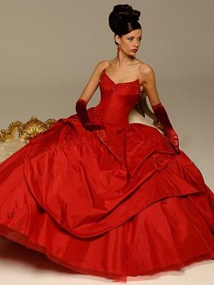 Krááásne červeno-biele šaty - Obrázok č. 97