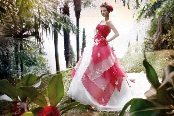 Krááásne červeno-biele šaty - Obrázok č. 98
