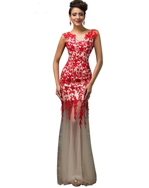 Krááásne červeno-biele šaty - Obrázok č. 108