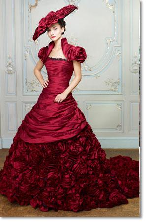 Krááásne červeno-biele šaty - Obrázok č. 12