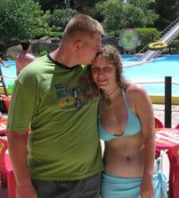 Tak to jsme my dva na Mallorce. Naše první společná a zatím poslední dovolená. Teď nás čeká až svatební cesta :)