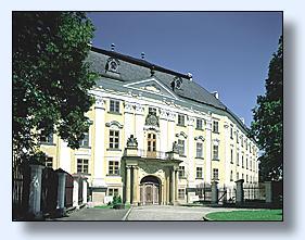 zámek v Bruntále
