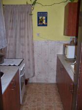 stávající kuchyň 2x2m:-(