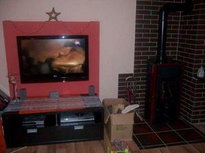 televize+panel domácí výroby:-)