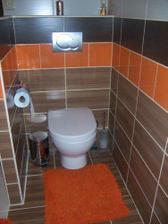 WC už zabydlené