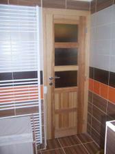 koupelnové dveře