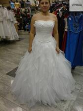 šaty č.5-dlho som nad nimi uvažovala,páčili sa mi,sú podobné ako LaSposa Pimpinelli