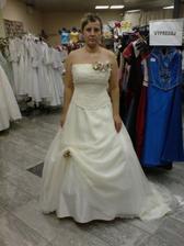 šaty č.6-podobné ako model 427 Atelier Diagonal