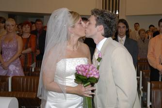 dlhááá a sladkááá pusa mladomanželská