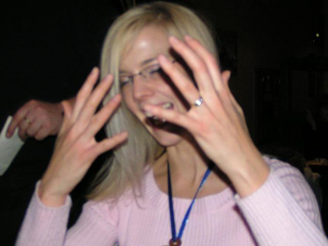 Bosoracke stretko 13.12.2005 BA - so super ucesom a hlavne melirom.. a zacala bosorovat...