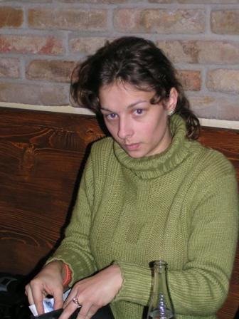 Bosoracke stretko 13.12.2005 BA - no co by som Vam povedala.... stacia mi tie peniaze na svadbu?:)
