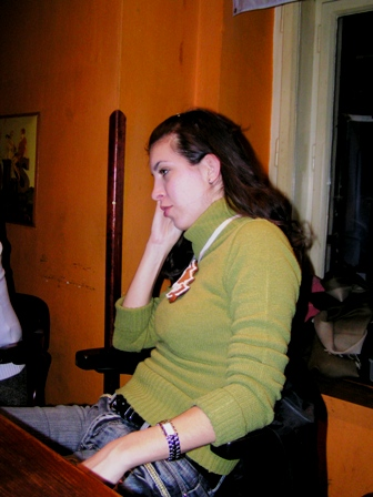 Bosoracke stretko 13.12.2005 BA - no haloooooo amerika:))))