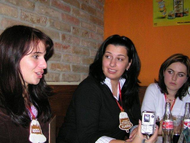 Bosoracke stretko 13.12.2005 BA - az dve skusky za jeden den som spravila:)
