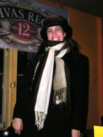 Bosoracke stretko 13.12.2005 BA - vonku je zima poriadne sa zababusim:))