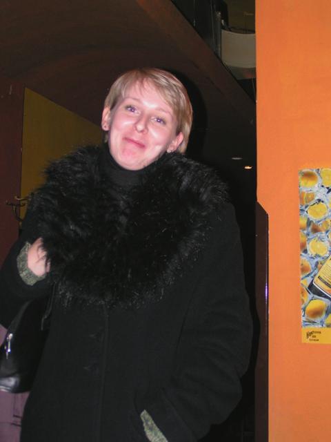 Bosoracke stretko 13.12.2005 BA - posledny usmev a sup domov...